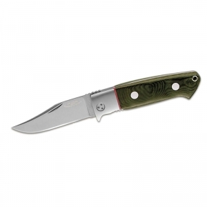 Briceag Fantoni Traditional Clip Point folding knife cutit, briceag, outdoor, workshop, leather